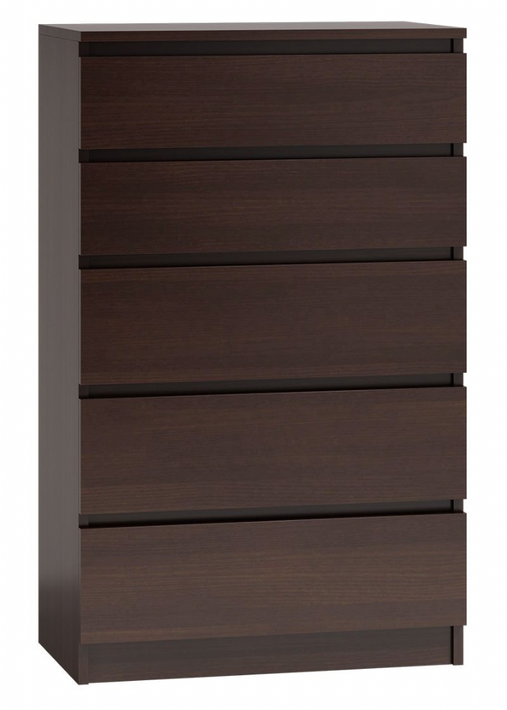 Moderna Wenge - 5 Drawer
